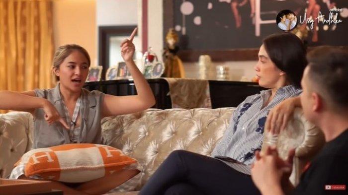Marshanda ceritakan pada Ussy dan Andhika mengenai bipolar