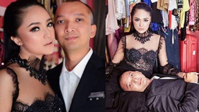 Mengaku Telah Putus, Marshanda dan Erico Mihardja Masih Sama-sama Menyimpan Foto Berdua