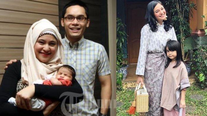Marshanda Bacakan Puisi untuk Seinna Ameerah Kasyafani di Hadapan Andhika dan Ussy Sulistiawaty