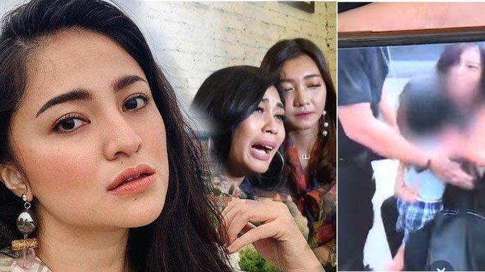 Marshanda terseret masalah rumah tangga finalis Indonesian Idol