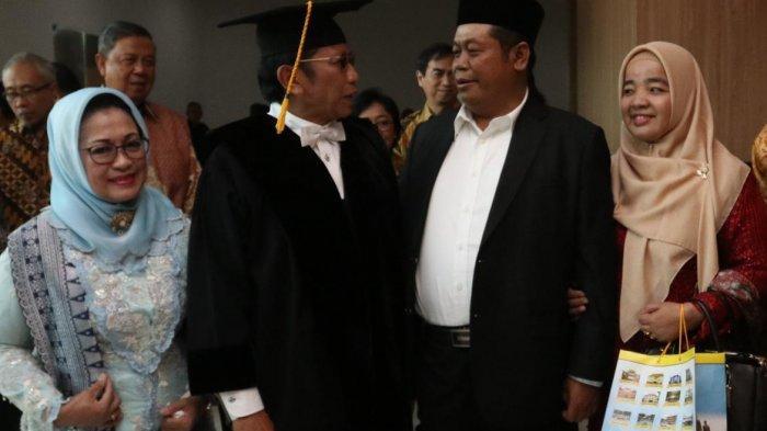 Guru Besar di Bidang Hukum Perpajakan Langka, Ketua PBNU Apresiasi Prof Hary Djatmiko