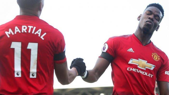 Pelatih Manchester United, Ole Gunnar Solskjaer mengaku senang dengan kinerja timnya pada pertandingan Sabtu (9/2/2019), terutama pada babak kedua.