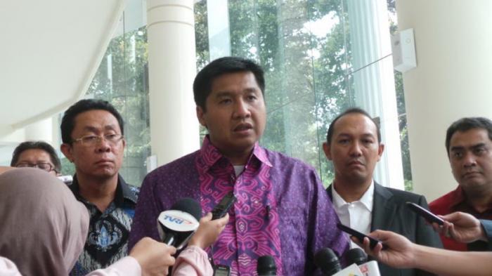 Tak Masuk Kepengurusan DPP PDIP, Maruarar Sirait: Jadi Ketua Ranting Saya Siap