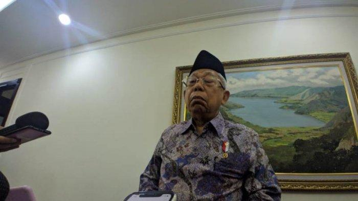 Kinerja Dinilai Rendah, Pengamat Politik Sarankan Ma'ruf Amin Sering Tampil di Publik