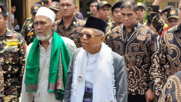 Gelar Kampanye Terbuka di Daerah, Maruf Amin: Pak Jokowi Bisa Jadi 11, Saya Bisa Jadi 11
