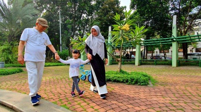 Kiai Ma'ruf Amin: Jangan Lupakan Keluarga