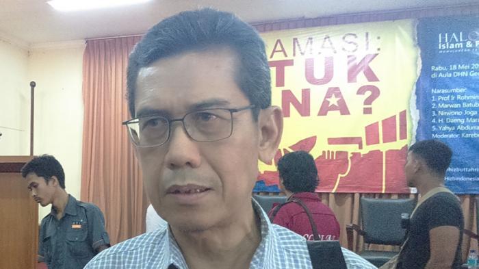 Ragukan Komitmen KPK, Marwan Batubara Ungkit Rekam Jejak Ahok, Terkena 12 Kasus Dugaan Korupsi