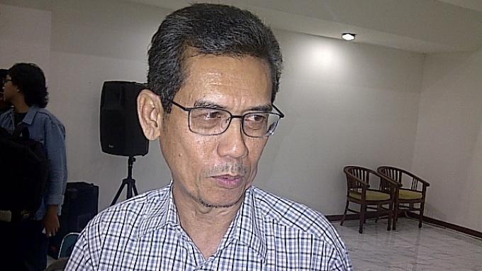 Peneliti IRESS Marwan Batubara.