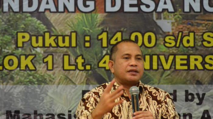 Dana Desa Mampu Dorong Pertumbuhan Ekonomi