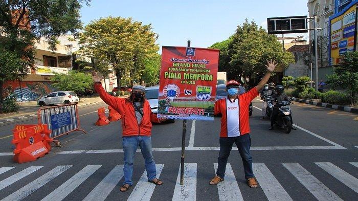 Pasoepati Sambut Final Piala Menpora di Solo, Selamat Bertanding Persib dan Persija