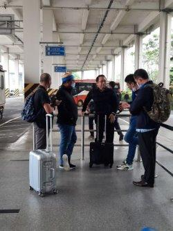 marzuki ali di bandara