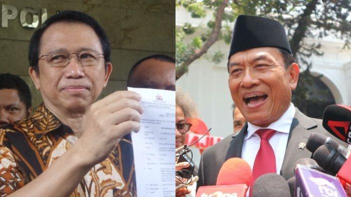 Reaksi Kubu Moeldoko soal Pemerintah Tolak Hasil KLB Demokrat, Marzuki Alie: Keputusan Terbaik
