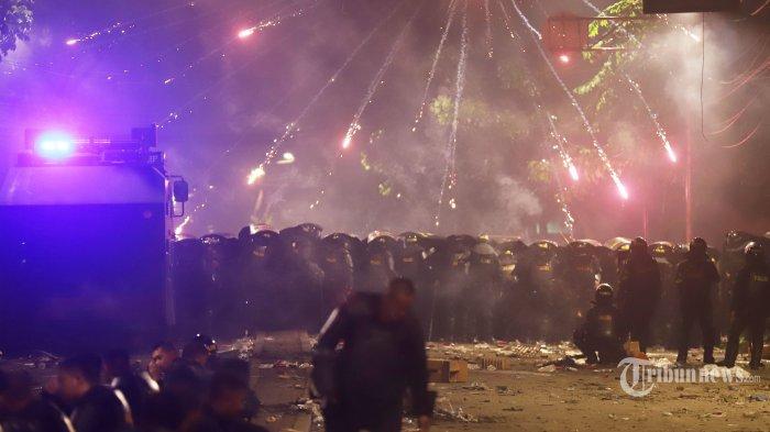 Kaleidoskop 2019: 6 Berita Politik 'Terpanas' Tahun Ini, Surat Suara Tercoblos hingga Demo Mahasiswa