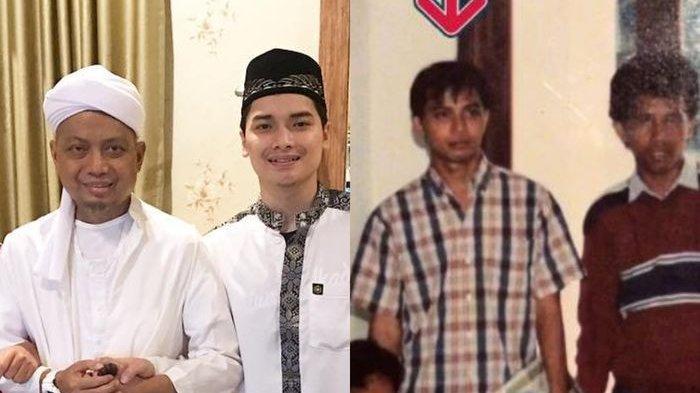 Alvin Faiz unggah foto masa muda ustaz Arifin Ilham.