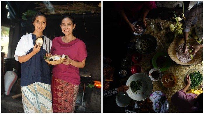 Belajar Resep Kuliner Tradisional Leluhur Bali ala Happy Salma