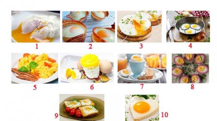 Masakan Telur Favorit