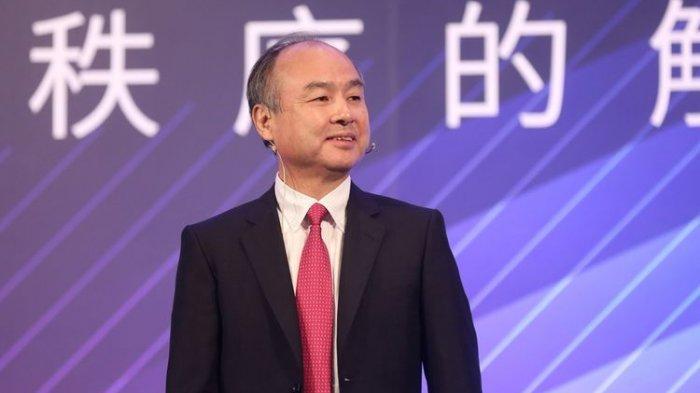 Masayoshi Son, CEO Softbank