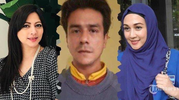 Masih Ingat Gathan Saleh Hilabi? Eks Suami Cut Keke dan Dina Lorenza Kini Ditangkap Polisi