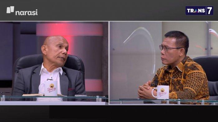 Beda Pendapat Masinton Pasaribu dan Saor Siagian soal Intervensi Jokowi di Kasus Novel Baswedan