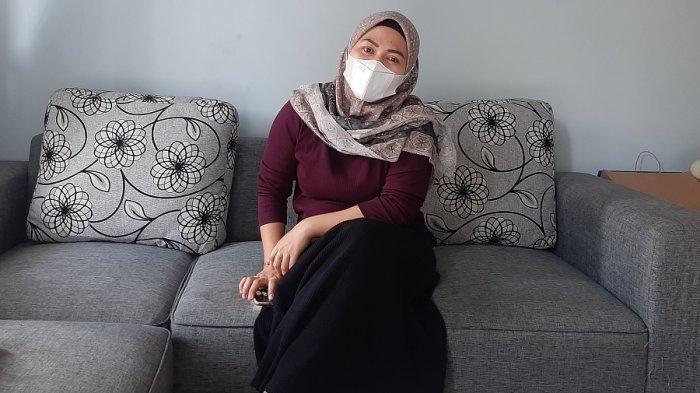 Masitah, Istri Eko Yuli Irawan Enggan Memaksakan Dua Buah Hatinya Tekuni Olahraga Angkat Besi