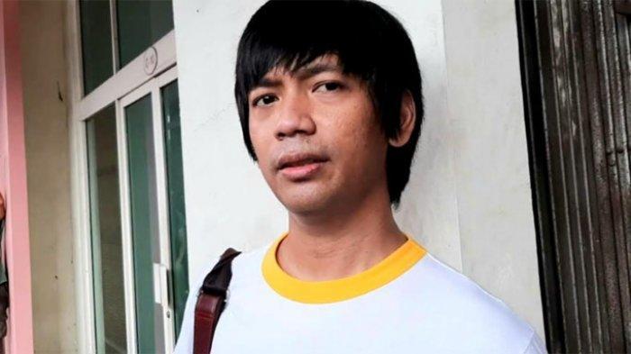Rian D'Masiv ketika ditemui di kawasan Pondok Indah, Jakarta Selatan, Senin (8/6/2020).