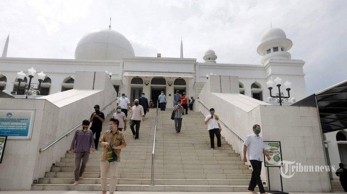 Masjid Agung Al-Azhar Gelar Salat Tarawih Ramadan Tahun ini, Jamaah Dibatasi 50 Persen