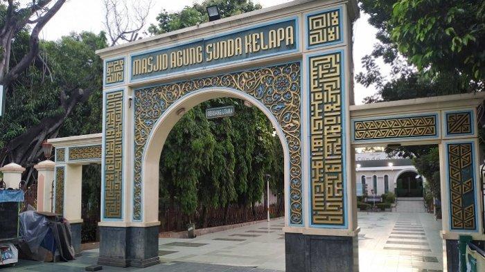 Masjid Sunda Kelapa Gelar Salat Jumat Besok, Siap Tampung 4 Ribu Jemaah - Halaman all - Tribunnews.com