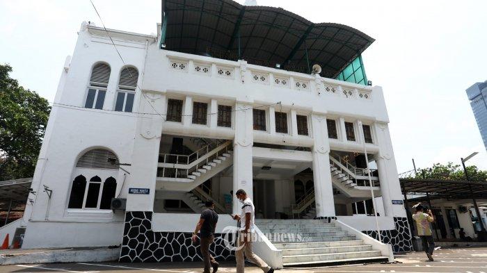 Kotak BisaMakan Jumbo Hadir di Berbagai Masjid di Indonesia