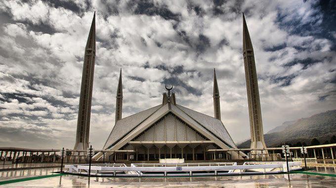 Indahnya Masjid Faisal Pakistan, Yuk Telusuri Bentuknya