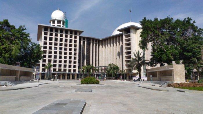Masjid Istiqlal, Jakarta Pusat.