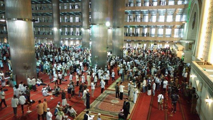 Satukan Umat, 30 Ribu Hafiz Alquran Gelar ''Taubat Nasional''