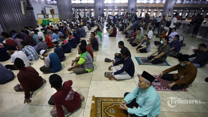 Masjid Istiqlal Resmi Tiadakan Sholat Ied karena Angka Corona Masih Tinggi, Diganti Takbir Akbar