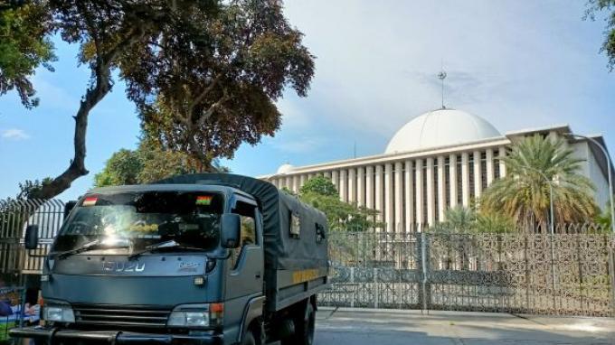 Masjid Istiqlal Tidak Gelar Salat Idul Adha dan Pemotongan Hewan Kurban