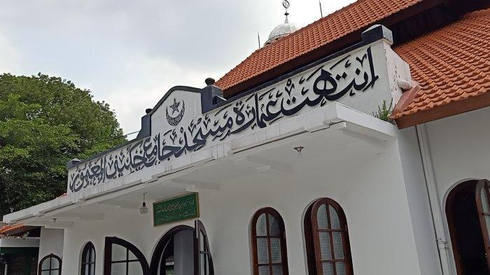 Masjid Jami Al-Ma'mur Cikini, Dibangun Tahun 1890 dan Cerita tentang Pengkhianatan Kolonial Belanda