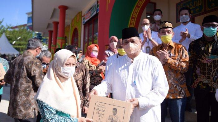 Peresmian Masjid Jami Tine-Tang, Simbol Keberagaman dan Penyokong Ekonomi Masyarakat