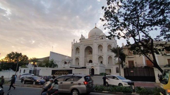 Masjid Ramlie Musofa Tiadakan Jumatan, Tapi Tetap Gelar Salat Lima Waktu Berjamaah