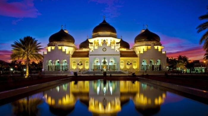 8 Fakta Unik Tentang Aceh: Ada Masjid yang Punya Parkir Bawah Tanah
