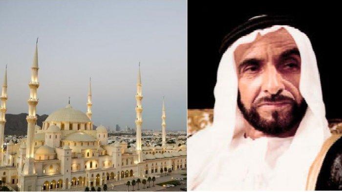 Siapa Sheikh Zayed? Sosok yang Menjadi Nama Masjid Megah Hadiah Uni Emirat Arab untuk Jokowi di Solo