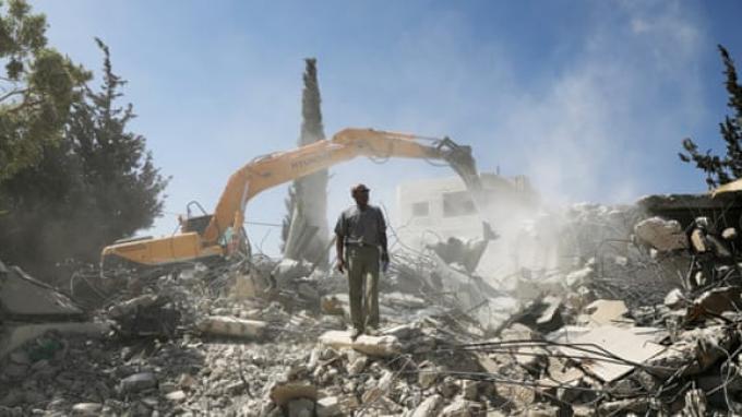 Pengadilan di Israel Keluarkan Perintah untuk Membongkar Masjid di Yerusalem Timur karena Alasan Ini