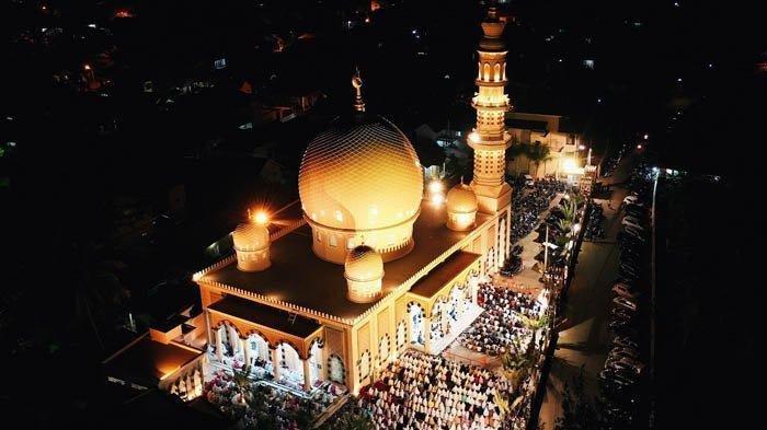 Cerita di Balik Megahnya Masjid Emas Aceh, Mimpi Terpendam Sang Saudagar Terwujud Setelah 20 Tahun