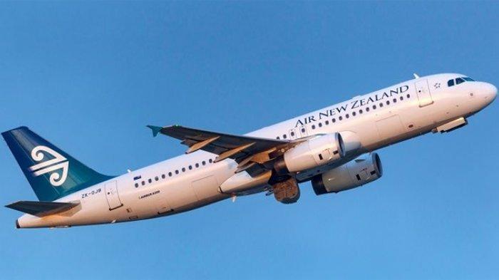Imbas Corona, 3.500 Karyawan Maskapai Air New Zealand Terkena PHK