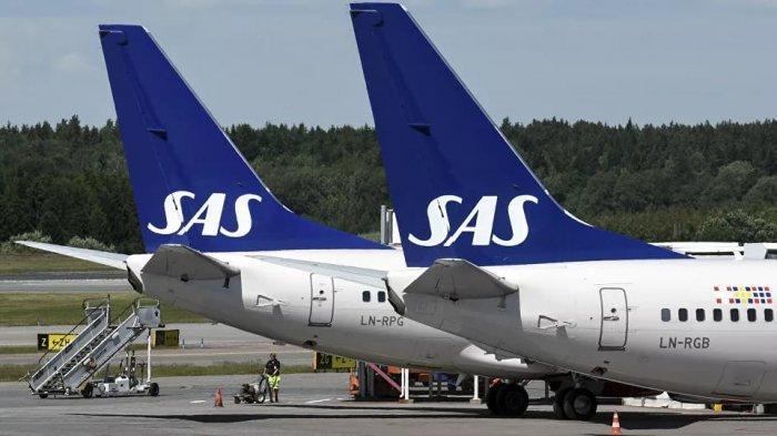 Imbas Covid-19, 5.000 Karyawan Scandinavian Airlines Terkena PHK
