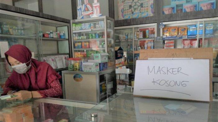 Waspada Corona dan Dampak Hujan Abu Merapi, Kota Solo Langka Masker, Harga Capai Rp 95 Ribu Per Biji