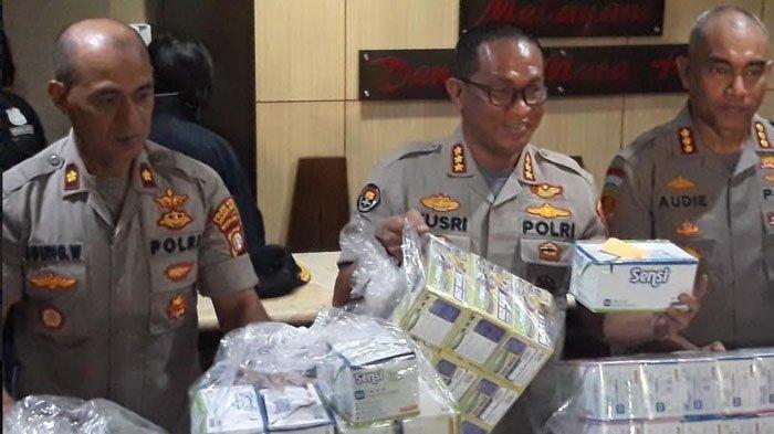 Ombudsman RI Peringatkan Polisi yang Jual Masker Sitaan : Kalau Belum ada Putusan Pengadilan Bahaya