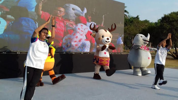 Nasib Nahas Appu Si Maskot Hidup Asian Games Pertama yang Mati Setelah Jatuh Ke Lubang Septic Tank