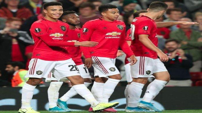 Live Score Hasil Akhir Manchester United vs Astana, Setan Merah Menang Tipis 1-0