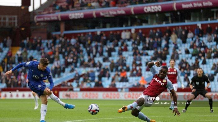 KLASEMEN Liga Inggris Babak I - Liverpool ke-3, Peluang Leicester Tendang Chelsea dari 4 Besar