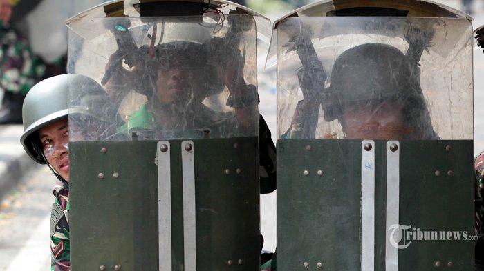TNI Diterpa Isu Tak Kompak dengan Polri, Wiranto dan Panglima TNI Angkat Bicara