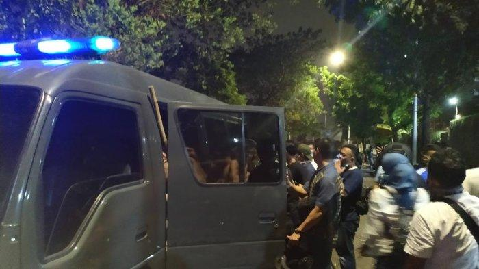 Polisi Amankan Beberapa Orang Diduga Provokator