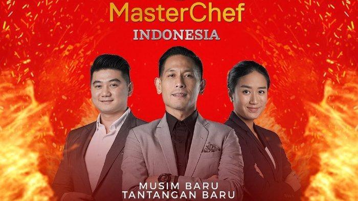 Live Streaming RCTI MasterChef Indonesia Sore Ini, Chef Juna Marah: Kaki Lima Aja Lebih Bersih